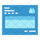 Water bill Icon