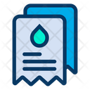 Water Bills Icon