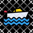Boat Ship Transport Icon