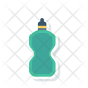 Water Bottle Water Proteins Icon