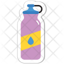 Water Bottle Flask Icon