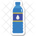 Water Bottle Sports Icon