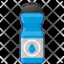 Water Bottle Sports Bottle Athletic Bottle Icon