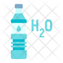 Bottle Water Fitness Icon