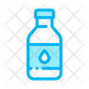 Healthy Water Plastic Icon