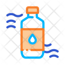 Medicine Bottle Biohacking Icon