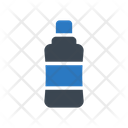 Bottle Plastic Garbage Icon