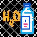 Water Ho Bottle Icon