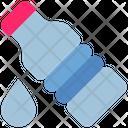 Summer Water Bottle Icon