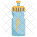 Water Bottle Gym Icon