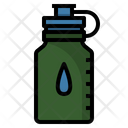 Water Bottle Drinking Icon
