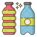 Water Bottle Plastic Bottle Drinking Water Icon