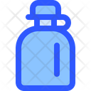 Adventure Travel Canteen Icon