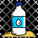 Bottle Water Bottle Aqua Bottle Icon