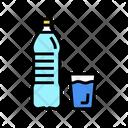 Bottle Water Bottle Cup Icon