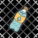 Water Bottle Mineral Water Drink Bottle Icon