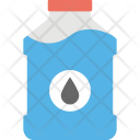 Plastic Water Bottle Icon