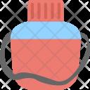 Water Bottle Plastic Icon
