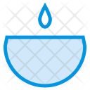 Water Bowl Icon