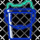 Water Bucket Bucket Water Icon