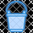 Water Bucket Bucket Gardening Icon