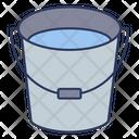 Bucket Pail Gardening Icon