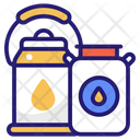 Water Can Water Gardening Icon