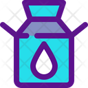 Water Canister Icon