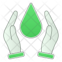 Water Care Icon