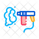 Water Cleaning Pump Icon