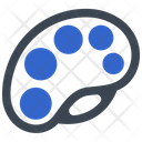 Color Catalog Swatch Icon
