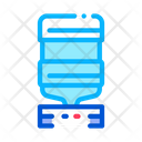 Office Water Cooler Icon