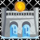Water Dam Water Dam Icon
