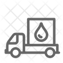 Water Delivery Icon