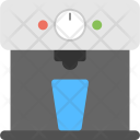 Water Cooler Electric Icon