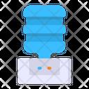 Water Gallon Dispenser Icon