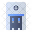 Water Dispenser Electric Dispenser Water Cooler Icon