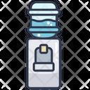 Water Dispenser Water Drink Icon