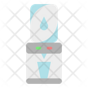 Water Dispenser Cooler Drinking Icon