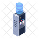 Electric Appliance Water Dispenser Water Cooler Icon