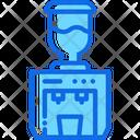 Dispenser Bottle Water Icon