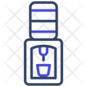 Water Dispenser Water Cooler Water Fountain Icon