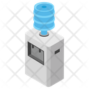 Water Dispenser Water Cooler Bottled Water Icon