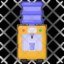 Bottle Dispenser Water Cooler Water Dispenser Icon