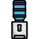 Water Dispenser Water Cooler Dispenser Bottle Icon