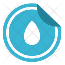 Water Drop Drink Icon