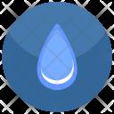Drop Water Fluid Icon