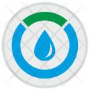 Water Drop Cost Icon