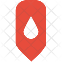Water Oil Place Icon
