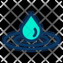 Water Drop Rain Icon